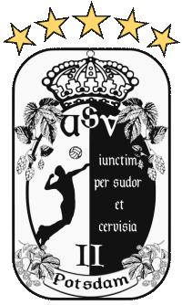 Die Geschichte zum Logo des USV Potsdam II