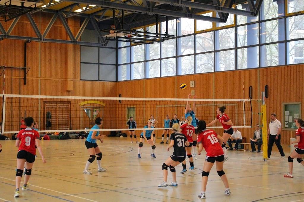 1. Damen gewinnen Aufstiegsturnier in Berlin