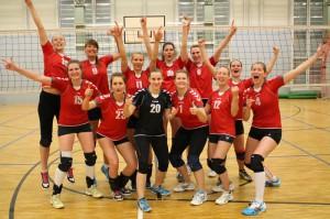 Jubel bei der Uni Potsdam über den Einzug ins Nationalfinale