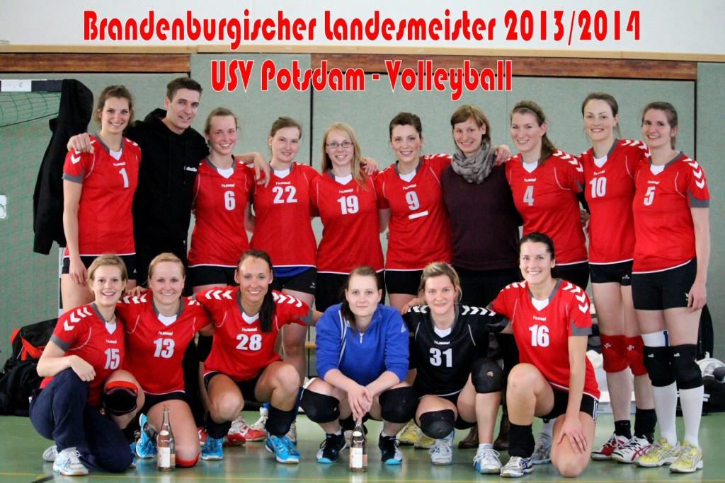 Brandenburgischer Landesmeister 2013/2014