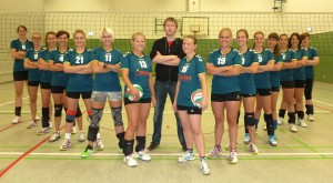 Die 2. Damenmannschaft am 24.09.2015