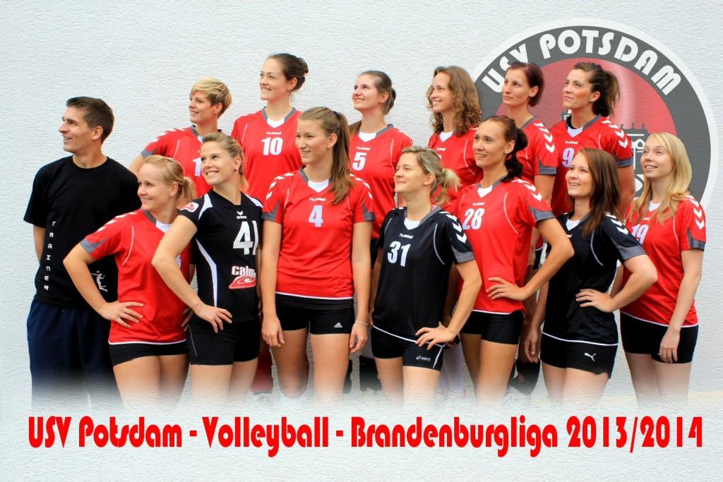 Die Mannschaft im September 2013