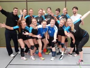 Uni Potsdam: Platz 4 bei der DHM-Endrunde 2015 in München