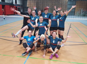 Landesmeister 2015/2016: USV Potsdam II!